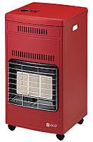 Керамические обогреватели SICAR Euro 90 красный на сжиженном пропане (Италия)