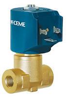 Электромагнитный клапан Ceme 8334 1/2` NBR 230V 50Hz НЗ