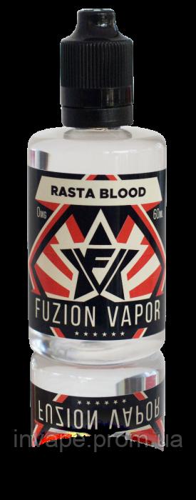 Rasta Blood - FuZion Vapor  (Клон премиум жидкости)
