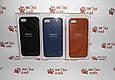 Чехол Apple Leather TPU Case для iPhone 7/6S/6, фото 2