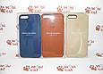 Чехол Apple Leather TPU Case для iPhone 7+, фото 3