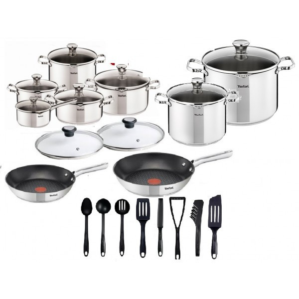Набор посуды TEFAL DUETTO 26 cz 24/28