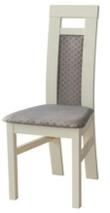 """Стул обеденный """"БЕРН"""" (венге, орех, белый) для кухни Fusion Furniture, фото 3"""