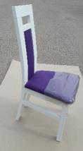 """Стул обеденный """"БЕРН"""" (венге, орех, белый) для кухни Fusion Furniture, фото 2"""