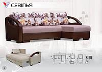 Угловой диван Севилья, фото 1