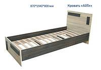 Кровать Ай-ти сп.м 190*80 см Мебель-Сич