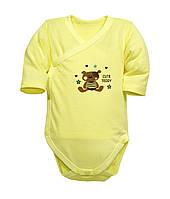 Боди для новорожденных на запах Мишка Тедди