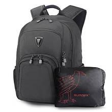 """Рюкзак для ноутбука 15,6"""" Sumdex PON-394BK черный + чехол"""