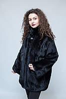 Шуба норковая  Oscar Fur  471/1  Черный , фото 1