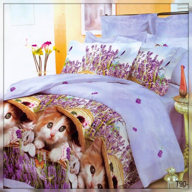 Двуспальное постельное белье поликоттон