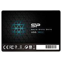 Жесткий диск SSD Silicon Power Ace A55 256 GB (SP256GBSS3A55S25) оригинал Гарантия!