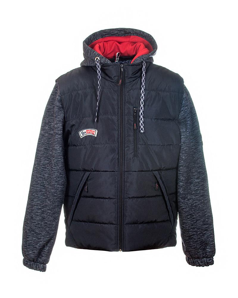 Куртка жилет мужская «весна - осень»