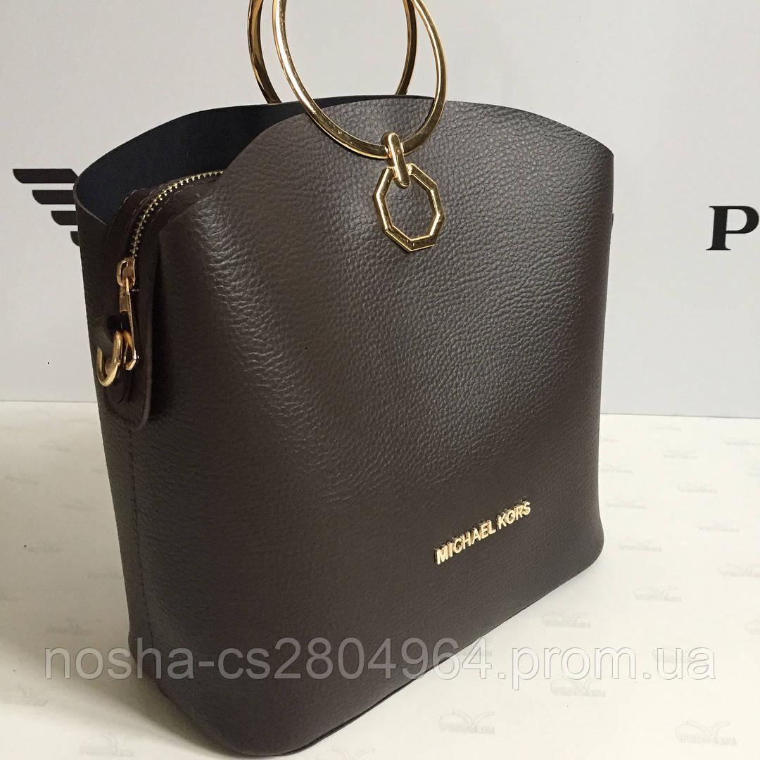 b7c9826b2a42 Каркасная женская сумка через плечо Michael Kors / Сумка женская Майкл Корс  / Мишель Корс / МК