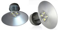 Промышленные led светильники купольные
