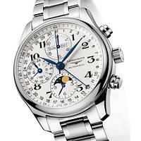 Часы Longines Master Collection Steel мужские механические