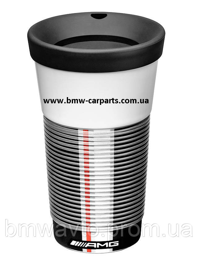 Термокружка Mercedes-Benz Coffee2Go Cup, AMG, фото 2