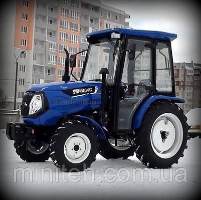 Трактор SM 404 C (2018 год)