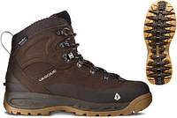 Туристические ботинки Vasque Snowblime коричневые р.46 (30см) M7840