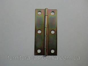 Петля форточная 68 мм, узкая