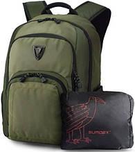 "Рюкзак для ноутбука 15,6"" Sumdex PON-394TY + чехол"