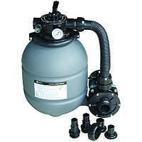 Фильтровальная станция Emaux FSP300-ST20 - 3.5 м3/ч для каркасных бассейнов до 14 м3