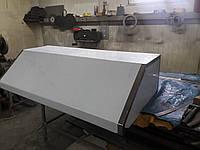 Зонт вентиляційна витяжной островной 1200x1000x350