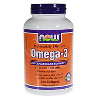 Рыбий жир OMEGA-3 200 КАПСУЛ