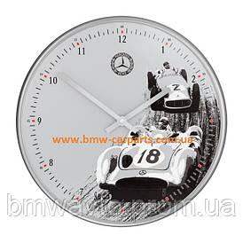 Настенные часы Mercedes-Benz Wall Clock