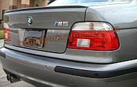 Спойлер (лип спойлер) копия М5 для BMW 5 E39 1995-2004