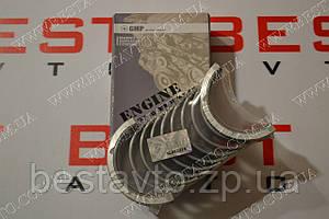 Вкладыши коренные 0,5 lanos/nubira/aveo/lacetti 1,6