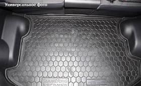Коврик в багажник Toyota C-HR 2016- Avto-Gumm 111636