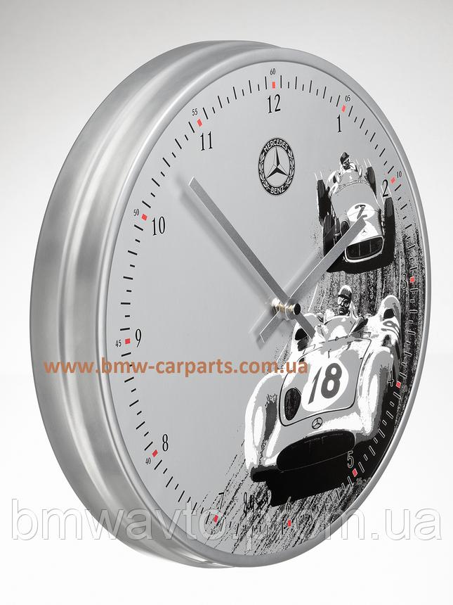 Настенные часы Mercedes-Benz Wall Clock Heritage, фото 2