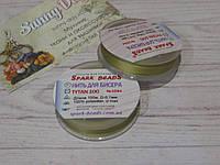 Нить для бисера TYTAN 100, цвет №2584, оливковый, 100м