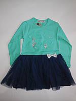 Платье нарядное для девочек TOONTOY от 2 до 5 лет., фото 1