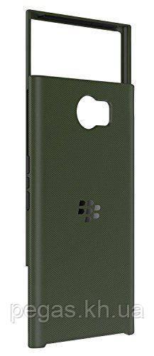 Чехол BlackBerry Priv Slide-Out Hardshell пластиковый зеленый