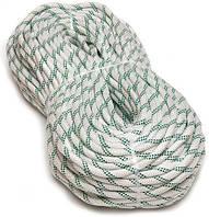 [50м] Верёвка статическая высокопрочная 11мм Sinew Soft белая