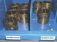 808/00296 втулка для спецтехники Jcb, фото 1