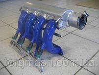 Четырехдроссельный впуск TEAM80 для 16-х двигателей ВАЗ