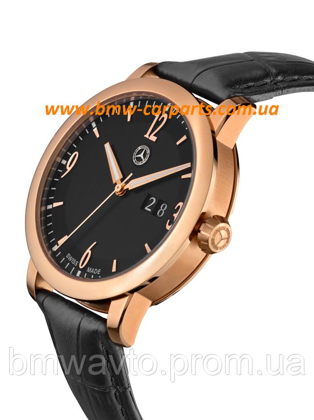Мужские наручные часы Mercedes-Benz Men's Watch, Classic Gold Mark 2, фото 2