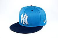Мужская Snapback кепка с прямым козырьком бейсболка реперка New York