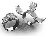 Охранное кольцо под заказ