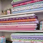 Ткани для рукоделия и шитья