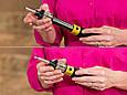 Отвертка 6 в 1 Bit 360, отвертка со сменными насадками бит 360, набор отверток, викрутка револьвер, качество, фото 8