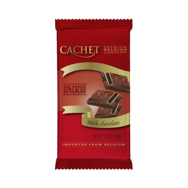Молочный Шоколад CACHET, 300 грамм