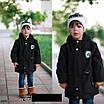 Парка весенняя детская с капюшоном 3,4,5,6 лет, фото 2