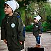 Парка весенняя детская с капюшоном 3,4,5,6 лет, фото 4