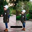Парка весенняя детская с капюшоном 3,4,5,6 лет, фото 5