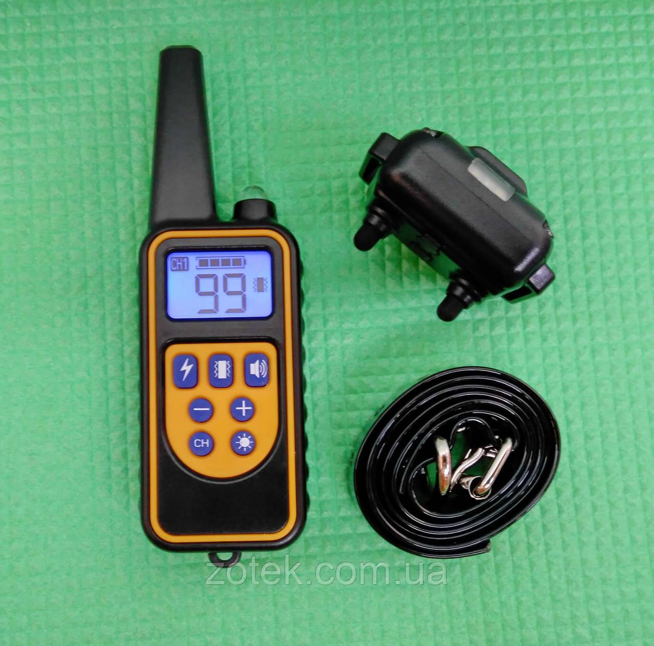Электронный ошейник RT880 для дрессировки собак ( DT-800 , P880 DTC-800 )
