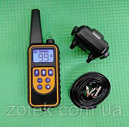 Електронний нашийник RT880 для дресирування собак ( DT-800 , P880 DTC-800 )