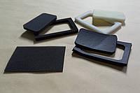 Фигурная вырезка поролона и микропористых материалов